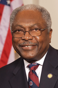 Congressman James E. Clyburn, D-SC